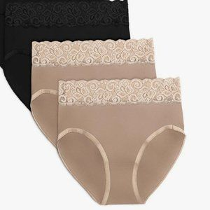 High-Waisted Postpartum Recovery Panties (3-Pack)